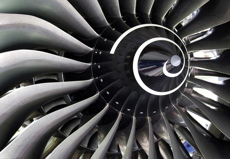 航空发动机空心静子叶片